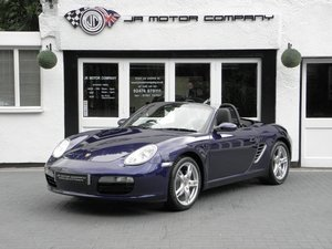 Picture of 2005 Porsche Boxster 2.7 Manual Lapis Blue only 44000 Miles! SOLD