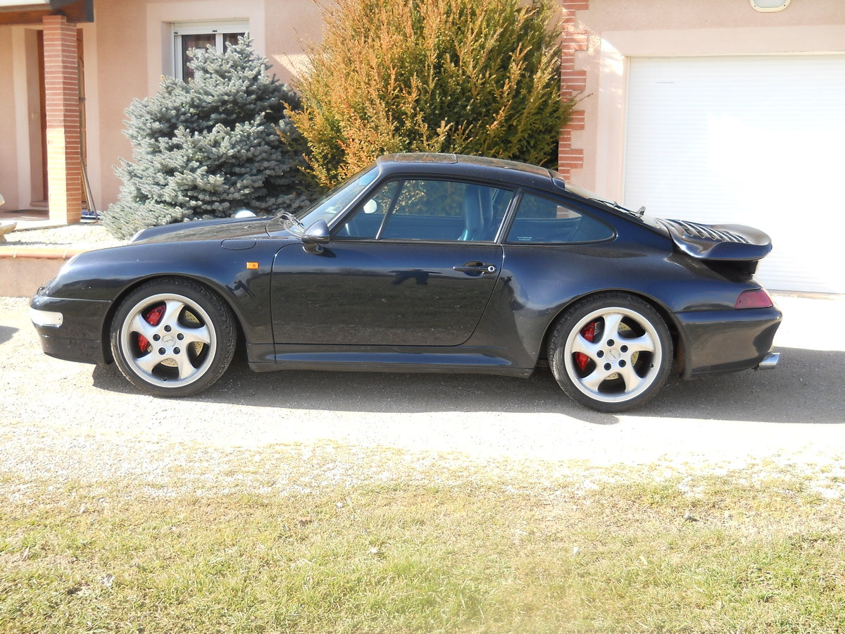 1995 PORSCHE TURBO 993 For Sale by Auction (picture 1 of 2)