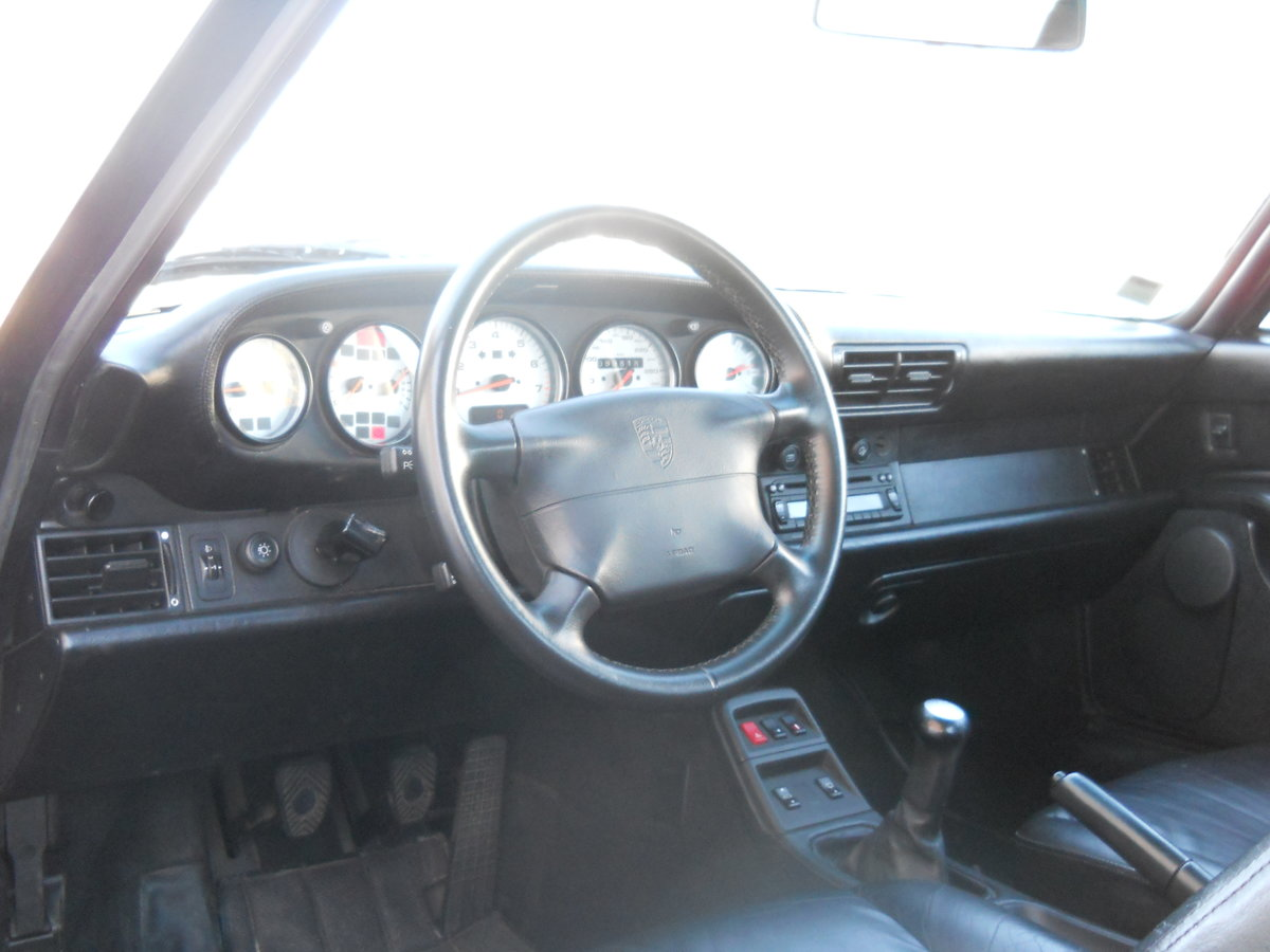 1995 PORSCHE TURBO 993 For Sale by Auction (picture 2 of 2)