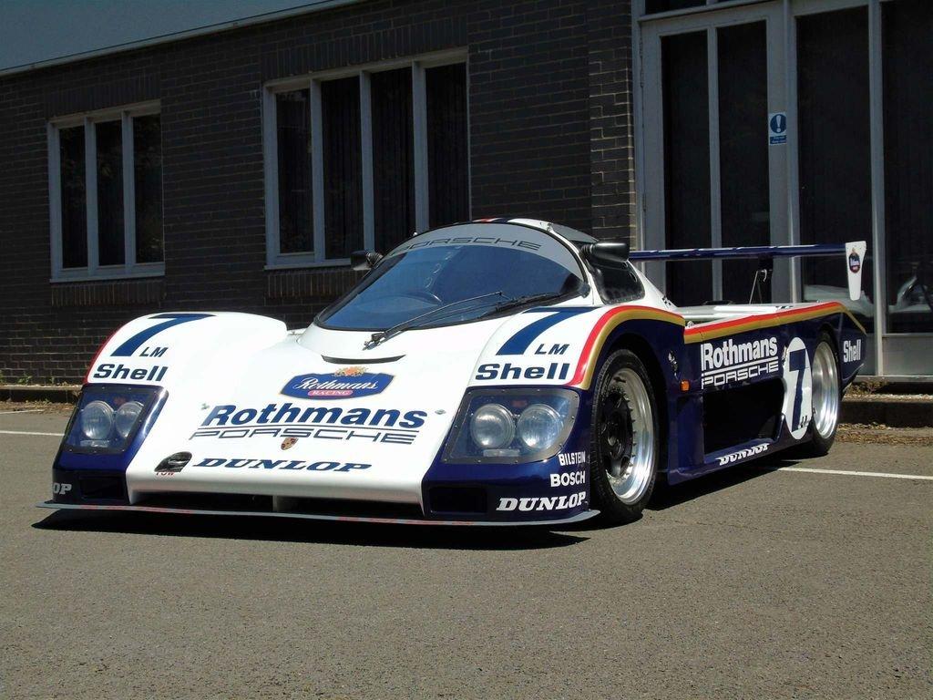 1988 Porsche 962 3.6 LITRE OUTRAGEOUS POSSIBLE ROAD CAR. For Sale (picture 1 of 10)