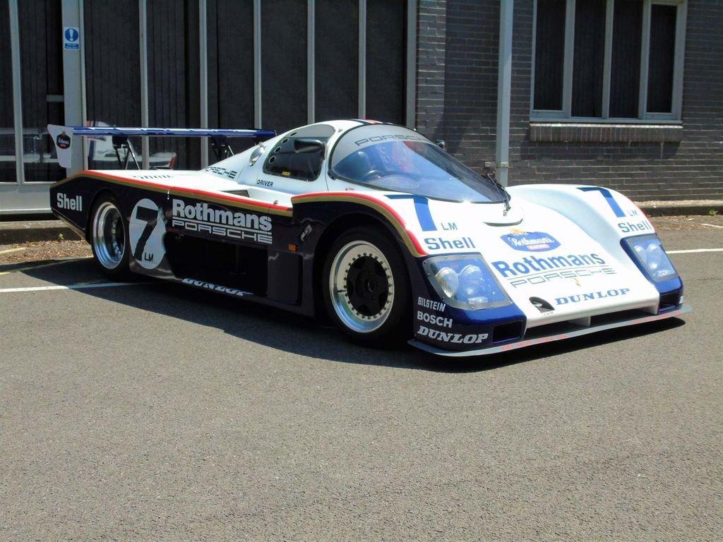 1988 Porsche 962 3.6 LITRE OUTRAGEOUS POSSIBLE ROAD CAR. For Sale (picture 2 of 10)