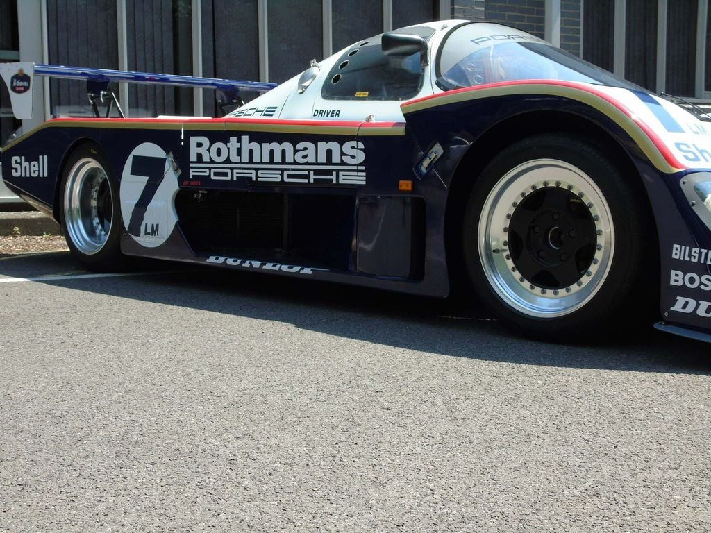 1988 Porsche 962 3.6 LITRE OUTRAGEOUS POSSIBLE ROAD CAR. For Sale (picture 4 of 10)