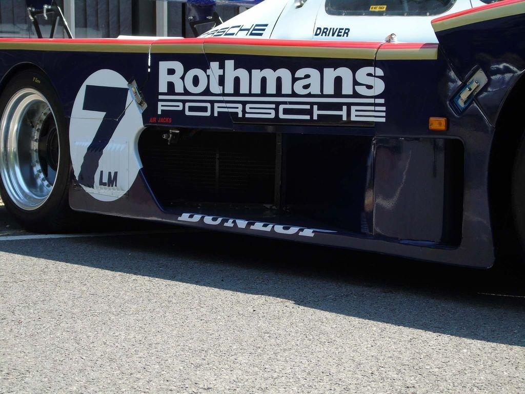 1988 Porsche 962 3.6 LITRE OUTRAGEOUS POSSIBLE ROAD CAR. For Sale (picture 9 of 10)