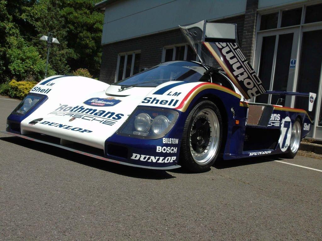 1988 Porsche 962 3.6 LITRE OUTRAGEOUS POSSIBLE ROAD CAR. For Sale (picture 6 of 10)