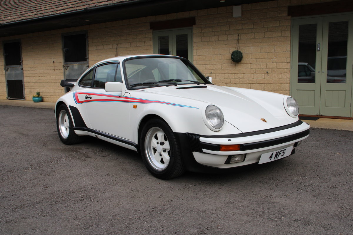 1987 PORSCHE 911 SUPERSPORT  For Sale (picture 1 of 23)