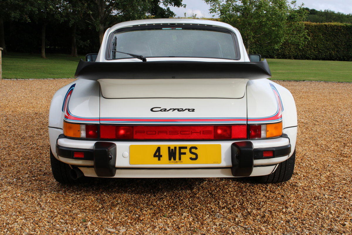 1987 PORSCHE 911 SUPERSPORT  For Sale (picture 5 of 23)