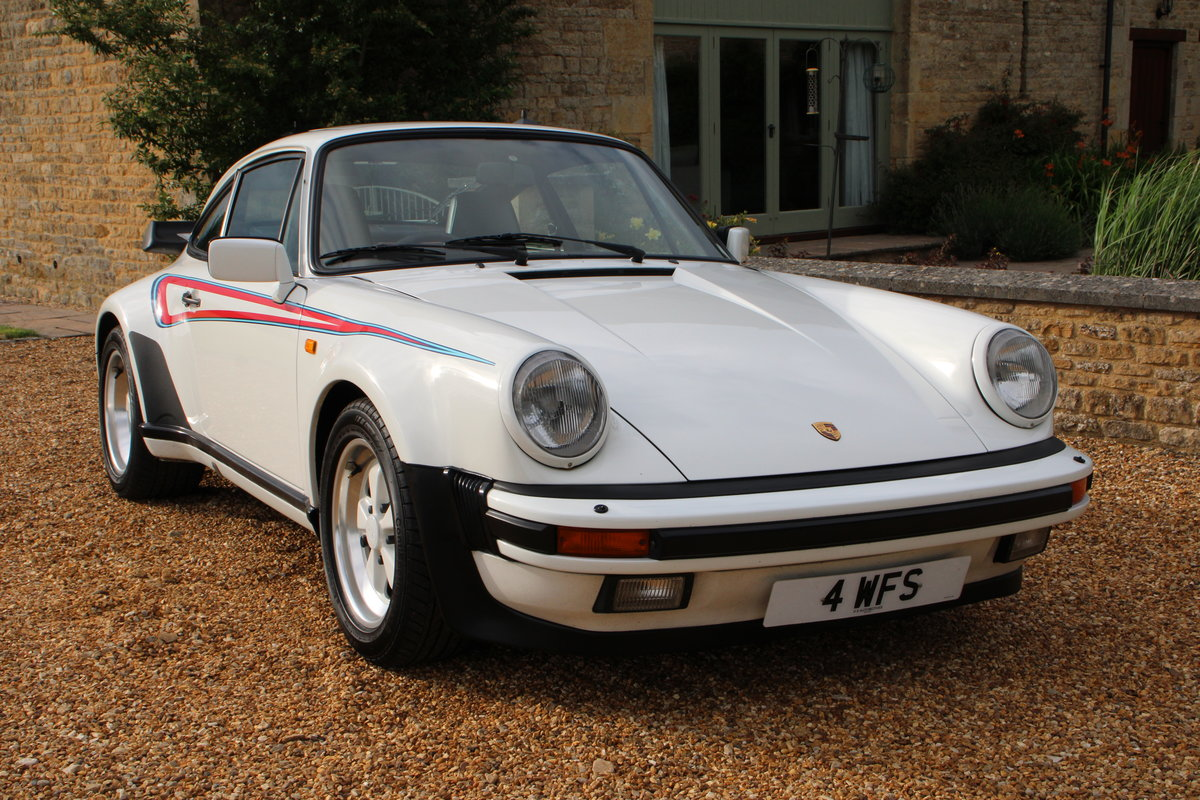 1987 PORSCHE 911 SUPERSPORT  For Sale (picture 7 of 23)