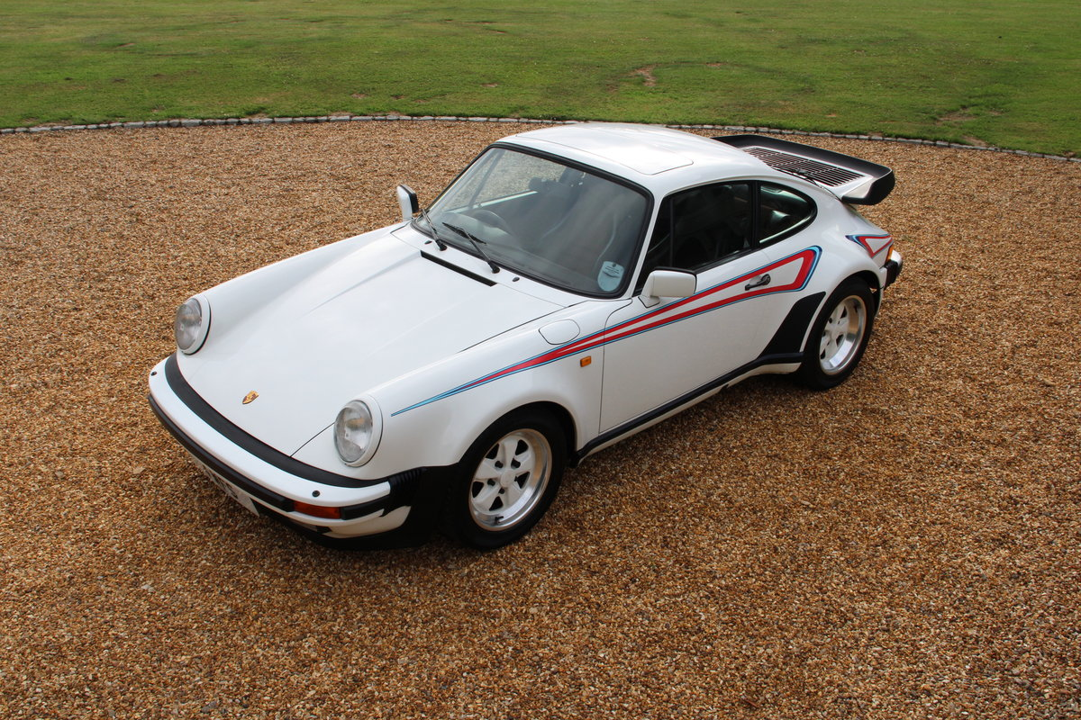 1987 PORSCHE 911 SUPERSPORT  For Sale (picture 10 of 23)