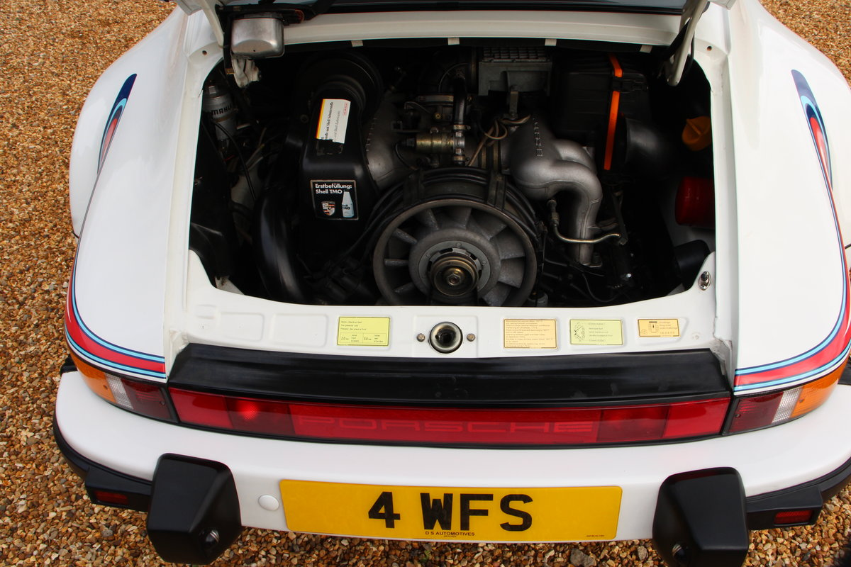 1987 PORSCHE 911 SUPERSPORT  For Sale (picture 15 of 23)