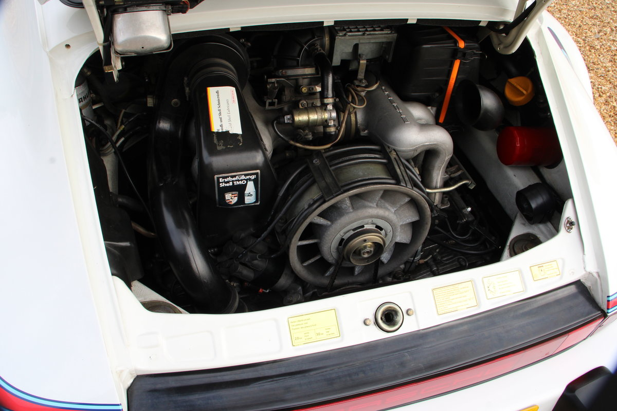 1987 PORSCHE 911 SUPERSPORT  For Sale (picture 16 of 23)