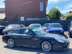 PORSCHE 911 996 3.4 CARRERA 4 GT3 SPEC + RARE COLOUR COMBO