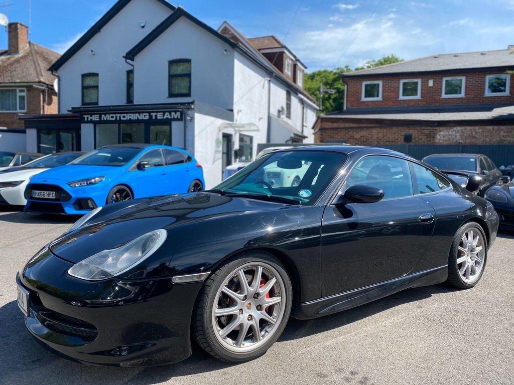 2000 PORSCHE 911 996 3.4 CARRERA 4 GT3 SPEC + RARE COLOUR COMBO For Sale (picture 2 of 6)