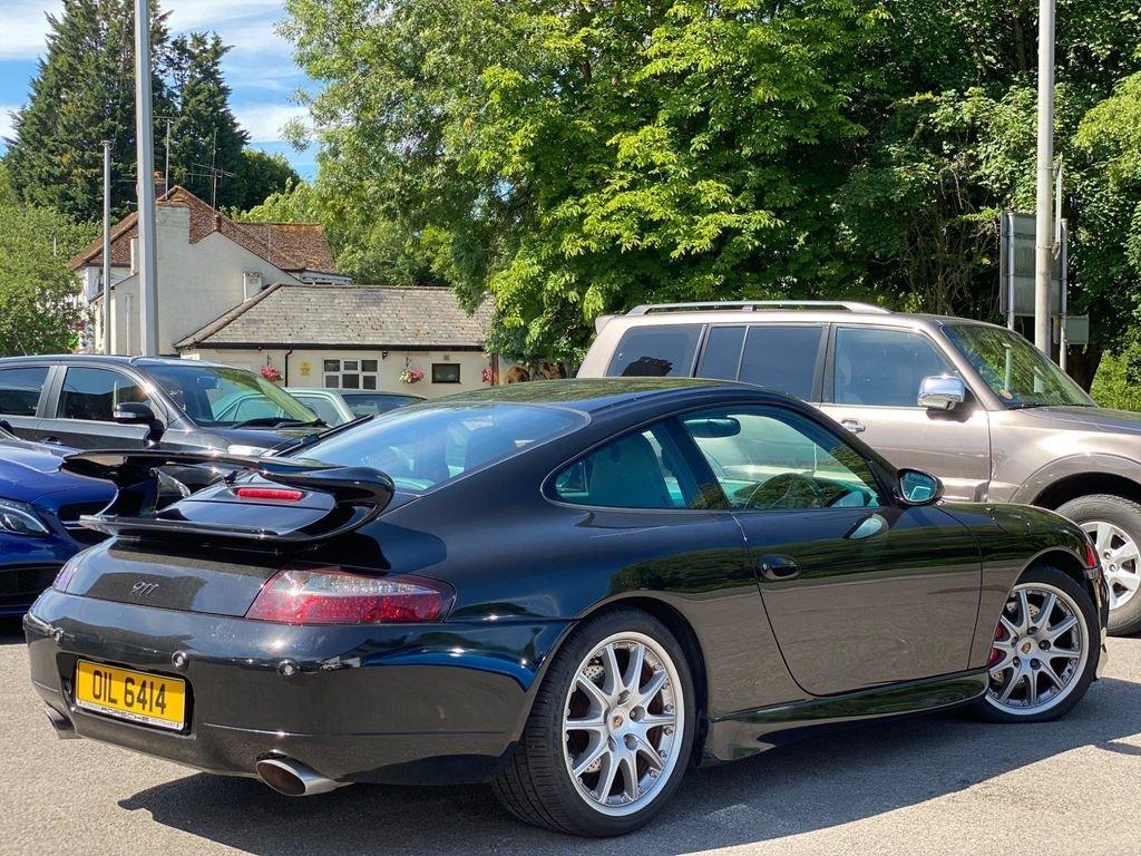 2000 PORSCHE 911 996 3.4 CARRERA 4 GT3 SPEC + RARE COLOUR COMBO For Sale (picture 3 of 6)