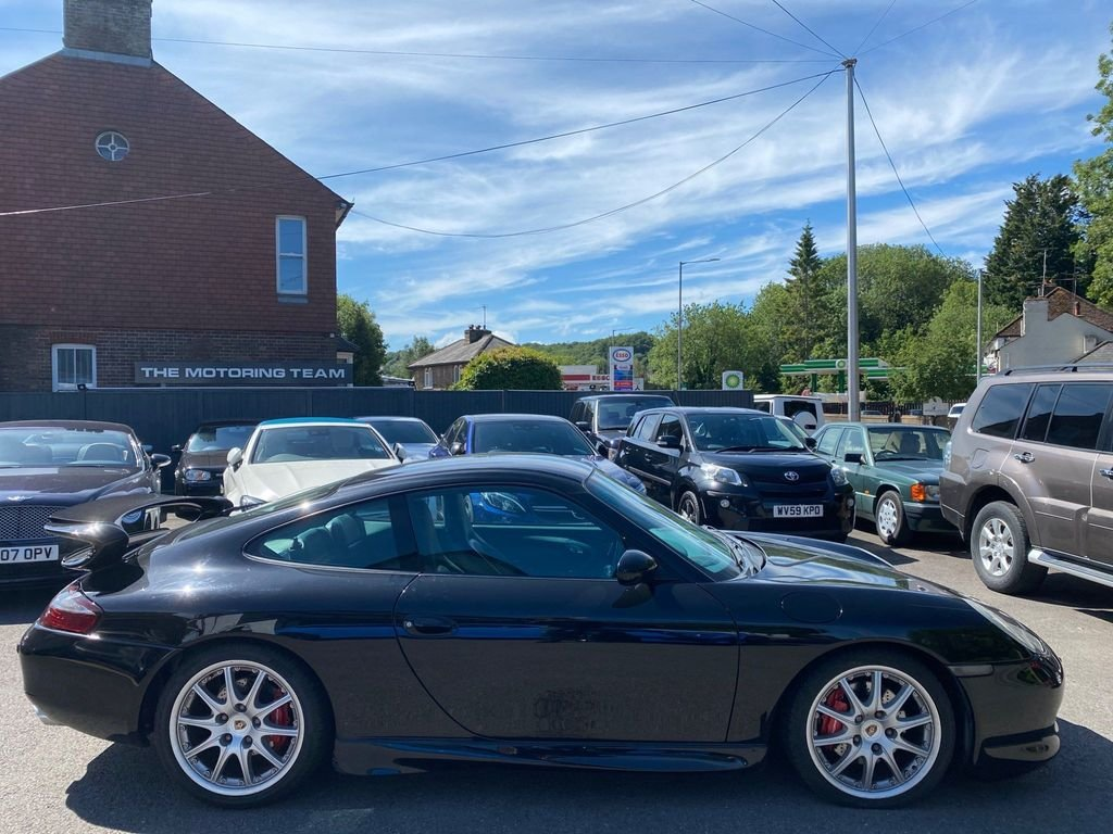 2000 PORSCHE 911 996 3.4 CARRERA 4 GT3 SPEC + RARE COLOUR COMBO For Sale (picture 4 of 6)