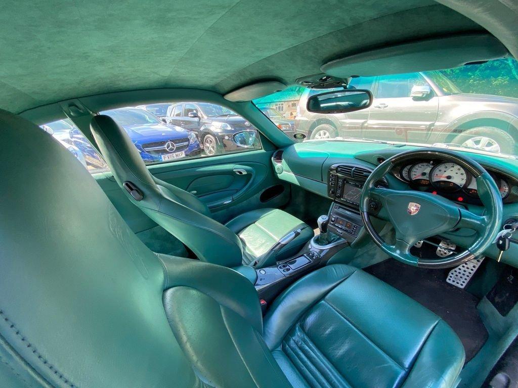 2000 PORSCHE 911 996 3.4 CARRERA 4 GT3 SPEC + RARE COLOUR COMBO For Sale (picture 5 of 6)