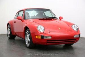 1997 Porsche 993 Coupe