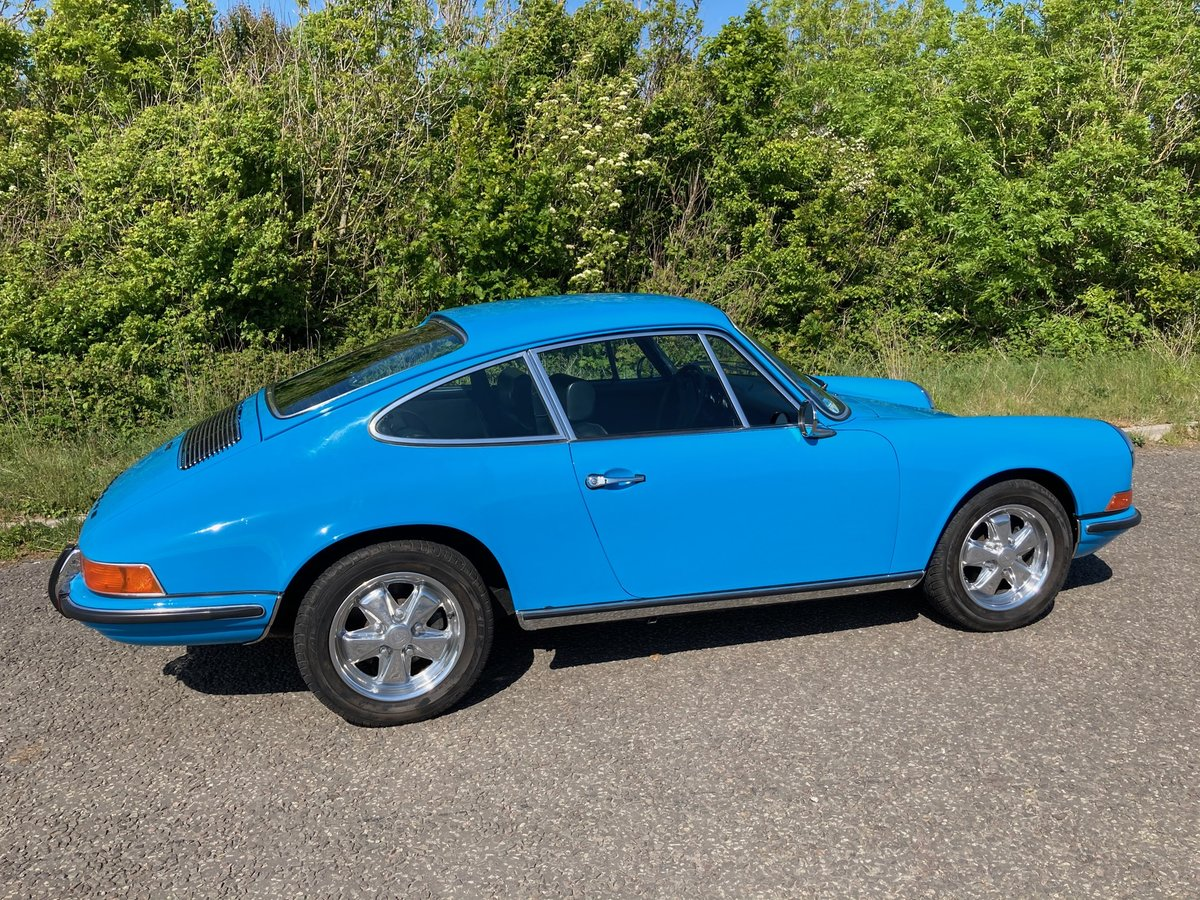 1971 Porsche 911T Coupe **recent £12k expenditure** For Sale (picture 1 of 6)