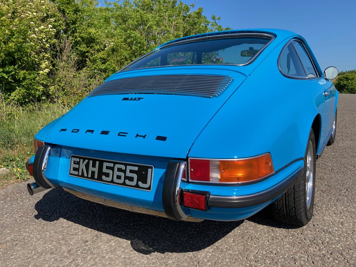 1971 Porsche 911T Coupe **recent £12k expenditure** For Sale (picture 3 of 6)