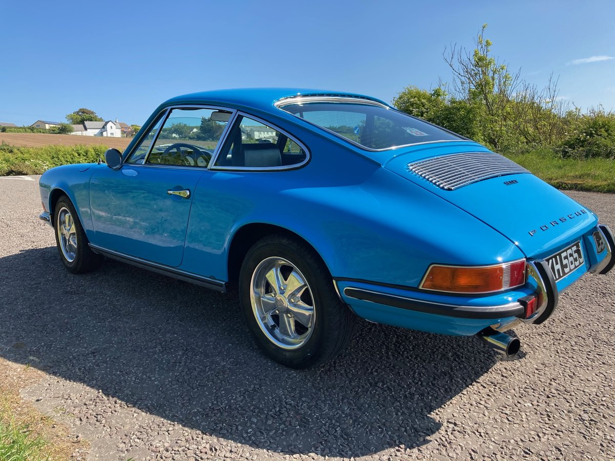 1971 Porsche 911T Coupe **recent £12k expenditure** For Sale (picture 4 of 6)