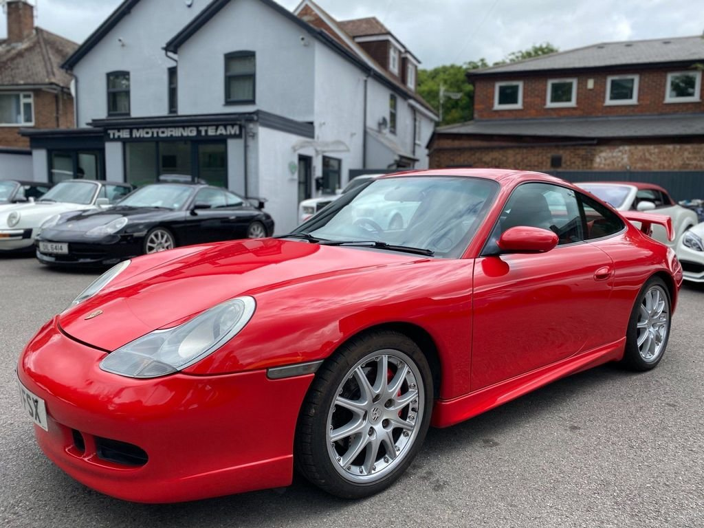 1999 PORSCHE 911 996 3.4 CARRERA 4 GT3 SPEC + HIGHLY MAINTAINED SOLD (picture 2 of 6)