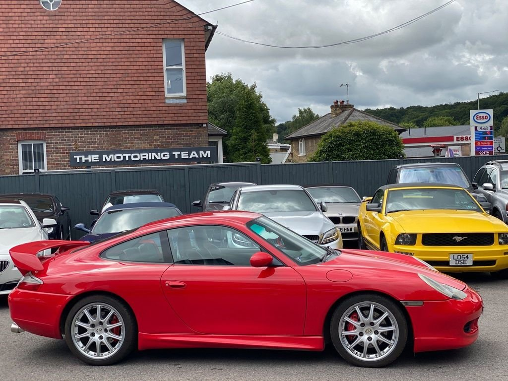 1999 PORSCHE 911 996 3.4 CARRERA 4 GT3 SPEC + HIGHLY MAINTAINED SOLD (picture 3 of 6)