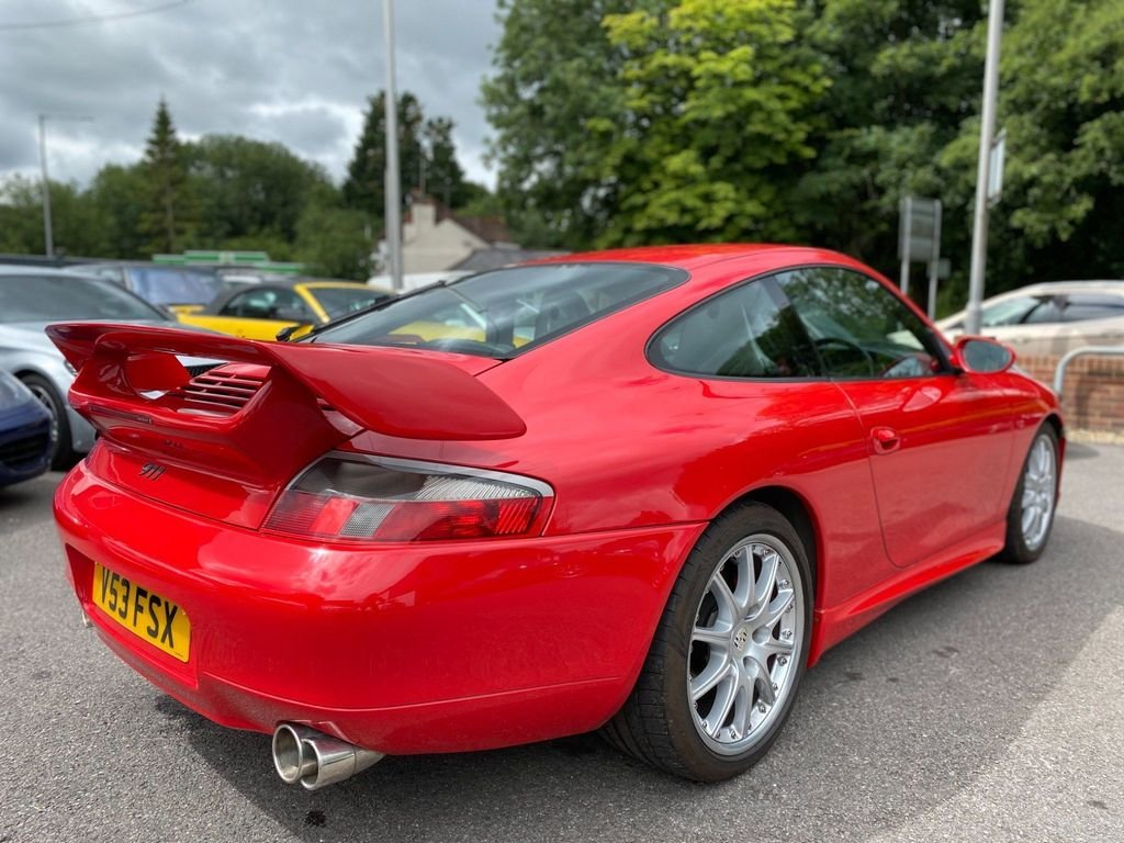 1999 PORSCHE 911 996 3.4 CARRERA 4 GT3 SPEC + HIGHLY MAINTAINED SOLD (picture 4 of 6)