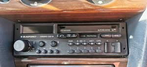Blaupunkt Toronto Sq 48 head unit