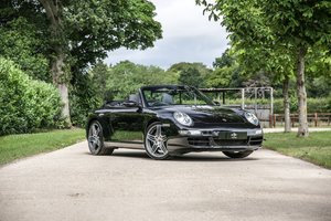 2008 Porsche 997 Carrera 2 Tiptronic Convertible