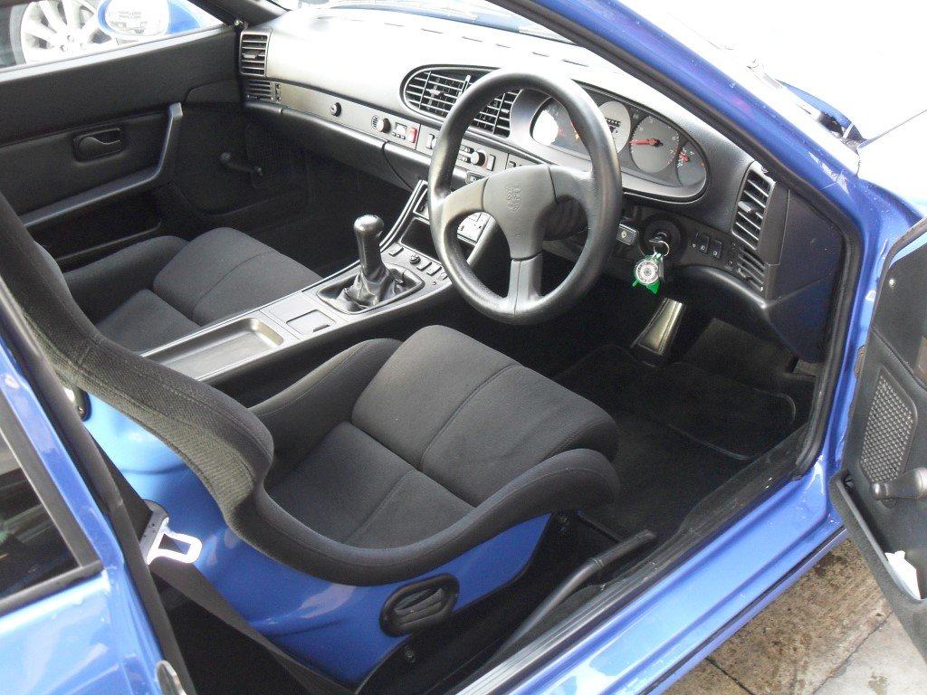 1992 Porsche 968 Club Sport For Sale (picture 4 of 5)