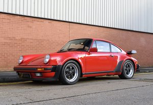1988 Porsche 930 (911) 3.3 Turbo (LHD)