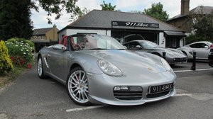 BOXSTER (987) RS60 SPYDER LTD EDITION NO 1381 OF 1960 MADE
