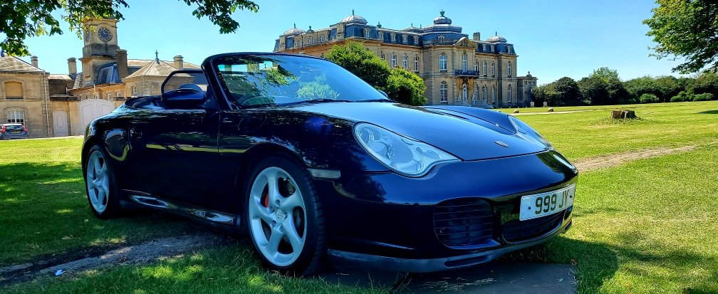 2004 PORSCHE 911 (996) CARRERA 4S TIPTRONIC S, AUTO, CONVER For Sale (picture 1 of 6)