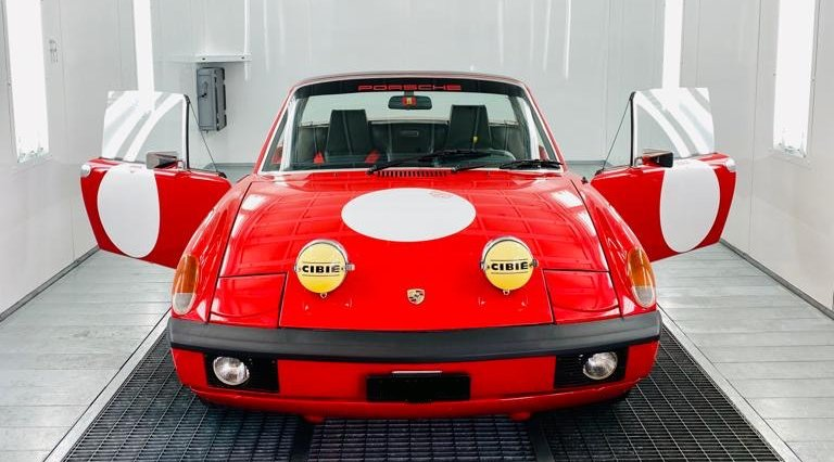1970 Porsche 914-6 For Sale (picture 1 of 6)