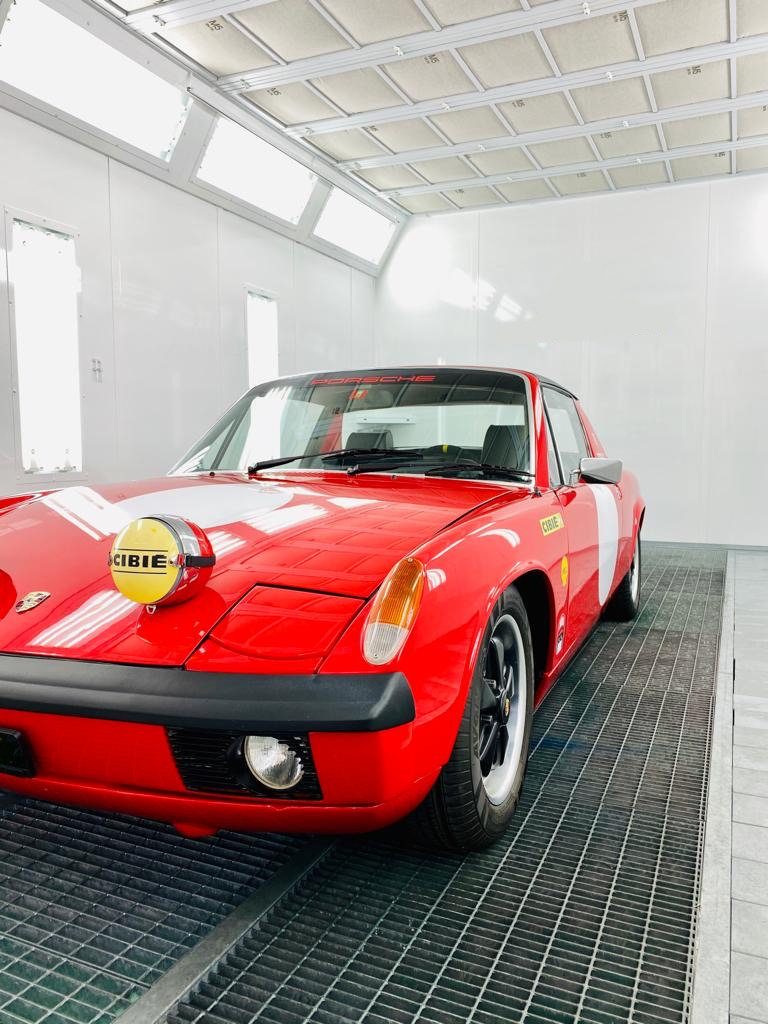1970 Porsche 914-6 For Sale (picture 3 of 6)