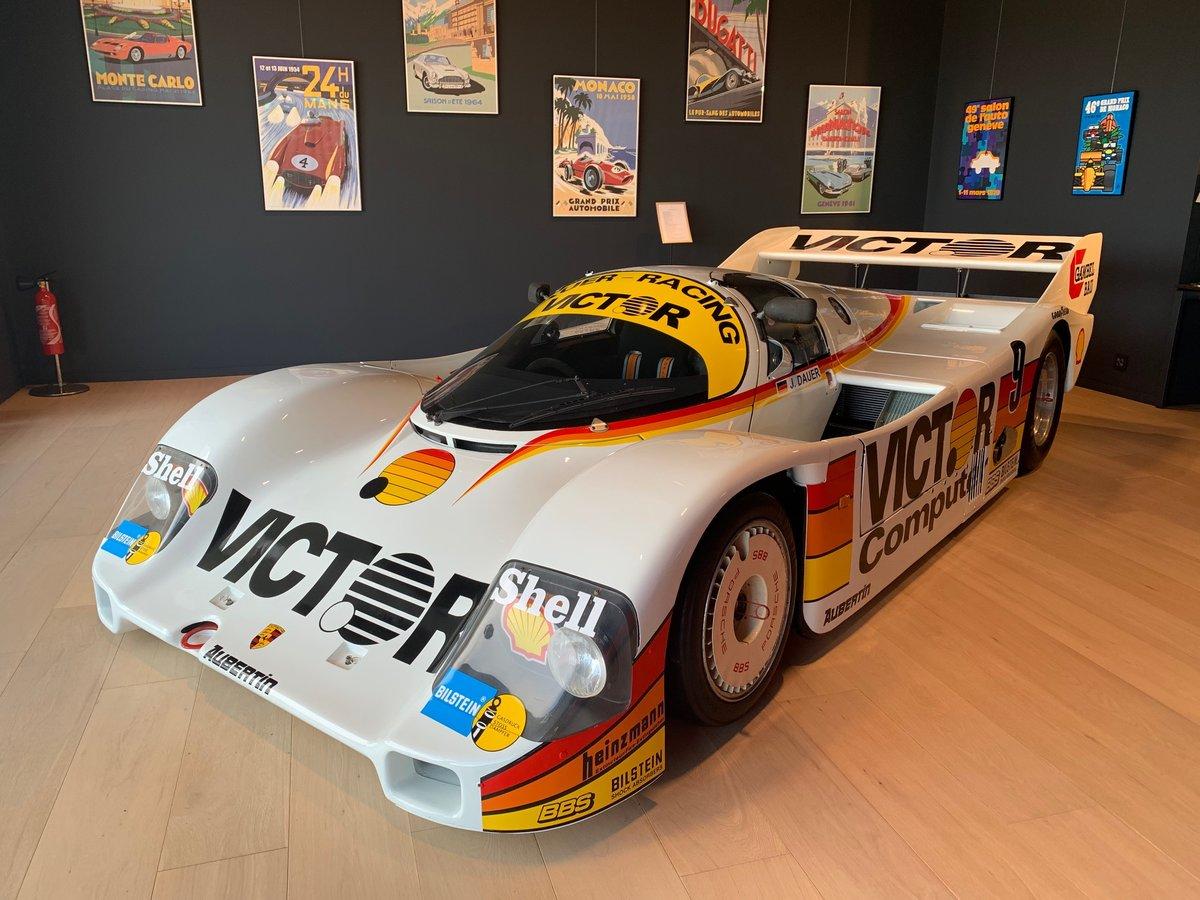 1987 Porsche 962/C For Sale (picture 1 of 6)