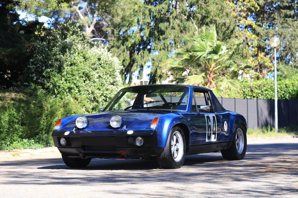 1971 Porsche 914/6 GT For Sale by Auction (picture 1 of 6)
