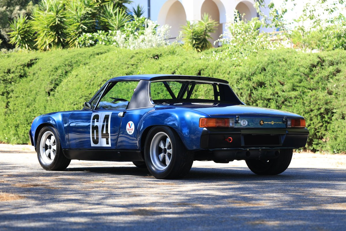 1971 Porsche 914/6 GT For Sale by Auction (picture 2 of 6)