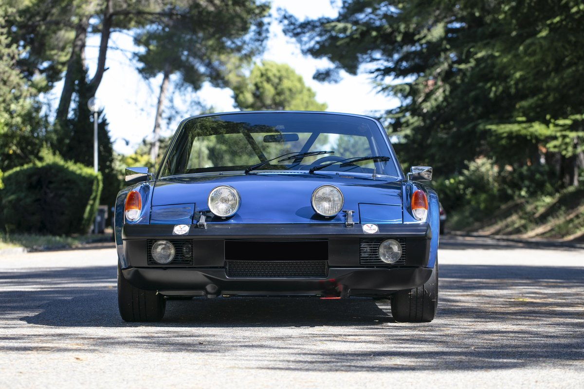 1971 Porsche 914/6 GT For Sale by Auction (picture 3 of 6)