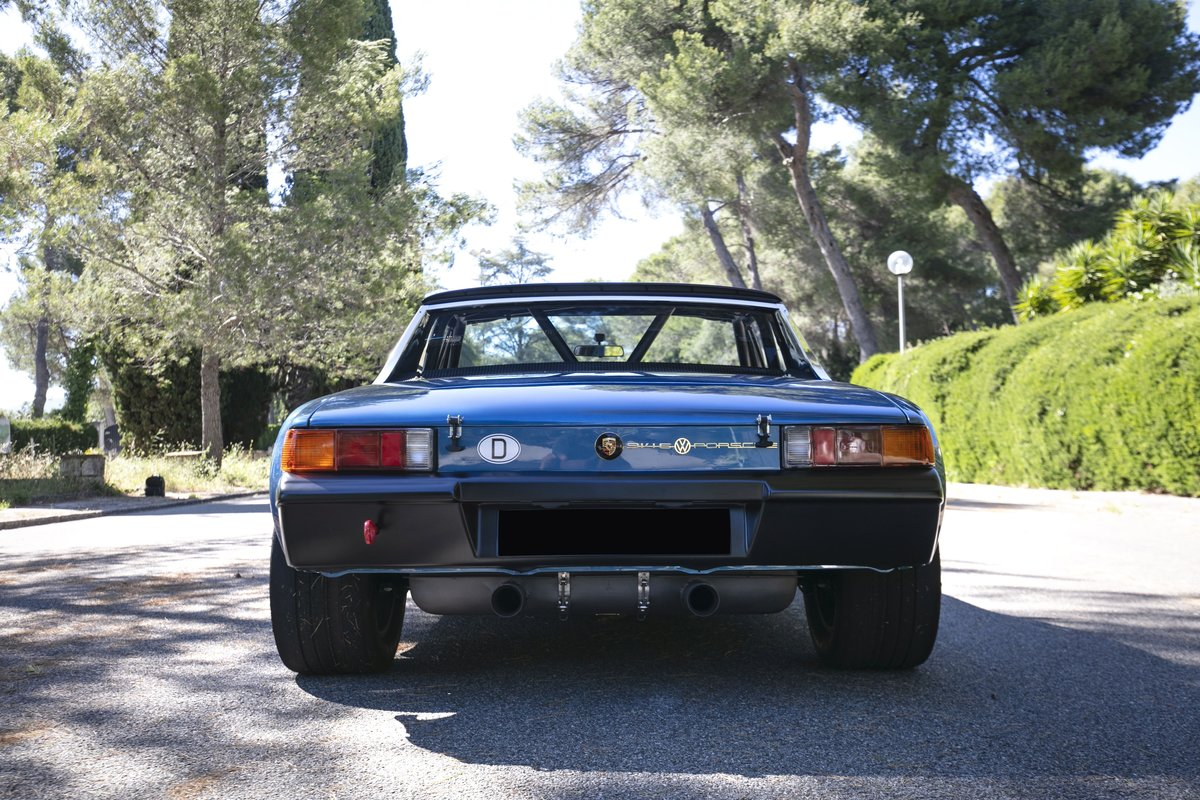 1971 Porsche 914/6 GT For Sale by Auction (picture 4 of 6)