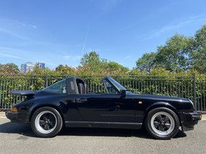 1989 Immaculate 3.2 Carrera Targa Sport 49,300m FSH For Sale