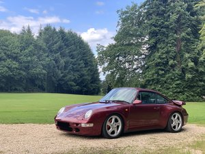 1995 Porsche 993 Turbo option X50
