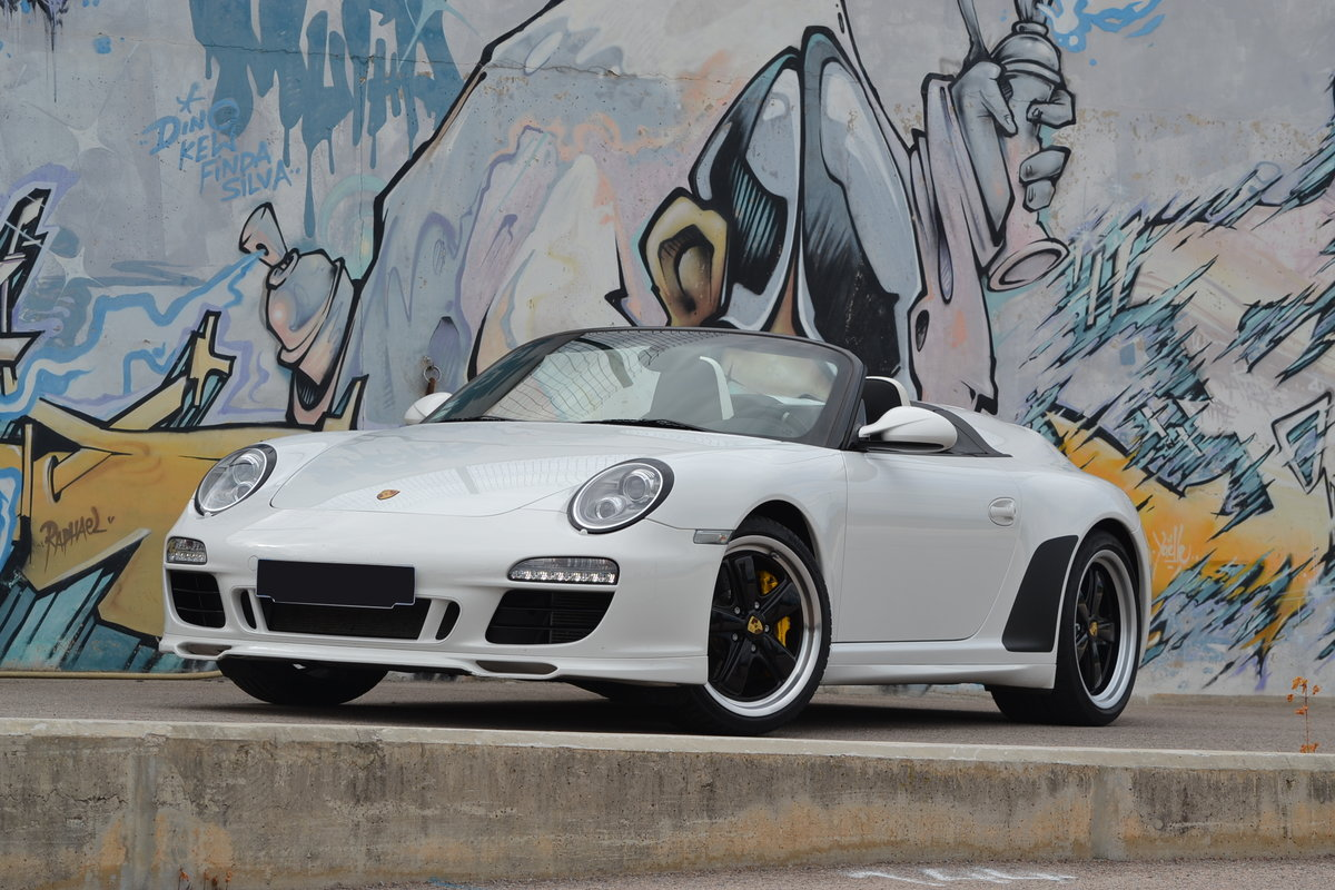 2011 Porsche 997 Speedster  For Sale by Auction (picture 1 of 1)