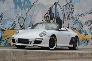 2011 Porsche 997 Speedster  For Sale by Auction