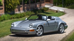 1994 Porsche 964 Carrera Speedster For Sale by Auction