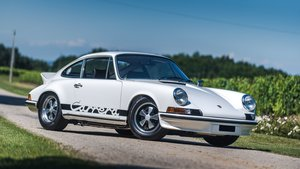 1973 Porsche 911 Carrera 2.7 RS Touring For Sale by Auction