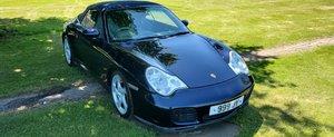 2004 PORSCHE 911 (996) CARRERA 4S TIPTRONIC S, AUTO, CONVER
