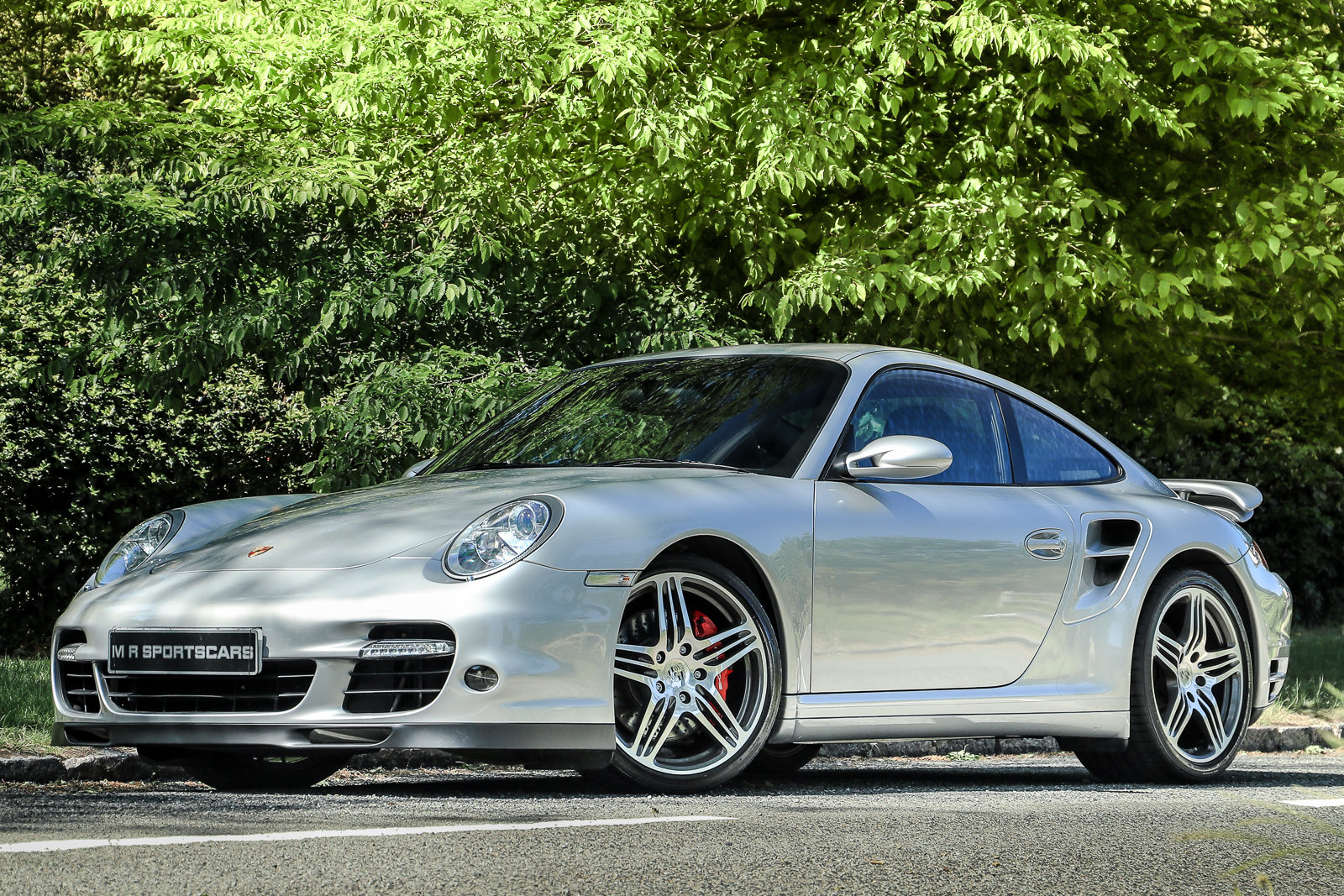2009 Ultra Rare Porsche 911 Turbo 997 Gen 1.5 Manual Coupe For Sale (picture 1 of 6)
