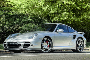 2009 Ultra Rare Porsche 911 Turbo 997 Gen 1.5 Manual Coupe For Sale