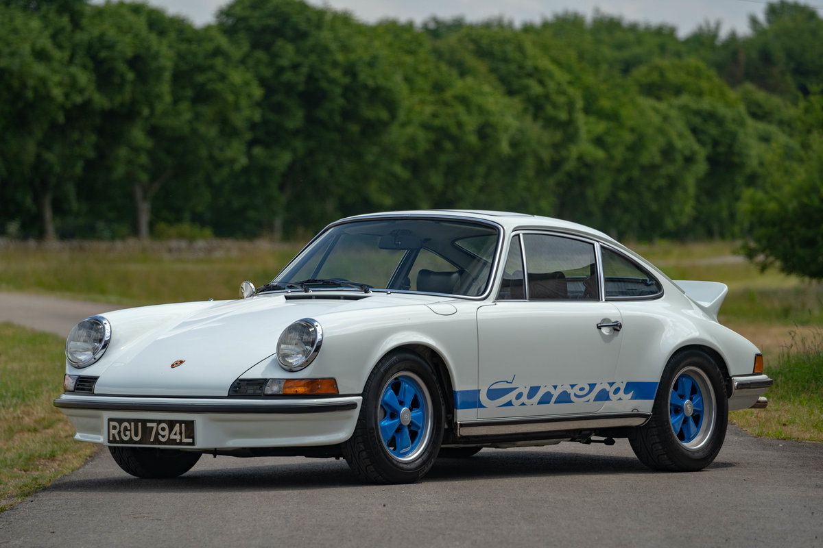 1973 Porsche 911 Carrera 2.7RS Touring (M472) For Sale (picture 1 of 6)