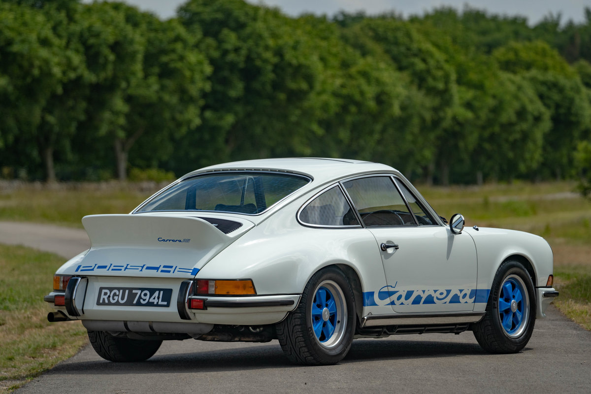 1973 Porsche 911 Carrera 2.7RS Touring (M472) For Sale (picture 2 of 6)